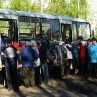 Садовые автобусы переходят на летний режим