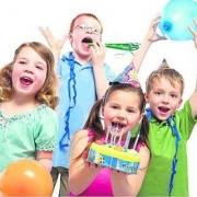 Интересное проведение детского праздника