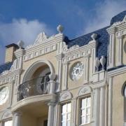 Особенности работы с фасадным декором