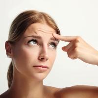 Как избавиться от мимических морщин?