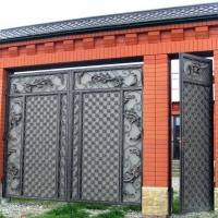 Почему выбирают металлические ворота
