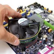 Поломка компьютера - повод для апдейта
