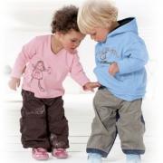 Детская одежда из трикотажа российского производителя получила признание на мировом рынке