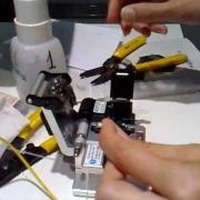 Что такое сварка оптического волокна, этапы проведения работ