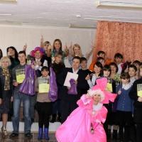 """Косметический центр """"Элита"""" навестил воспитанников школы-интерната"""