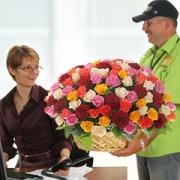 Лучшие цветы для женщины