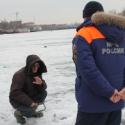 В Омской области больше нельзя ездить по льду