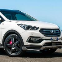 Ремонт Hyundai Santa Fe