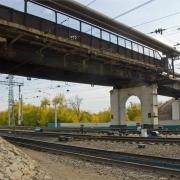 Опоры путепровода на Торговой демонтировали