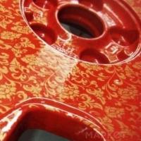 Виды печати: Деколь, тампопечать, уф-печать