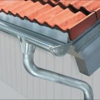 Устройство водосточных систем в частных домах