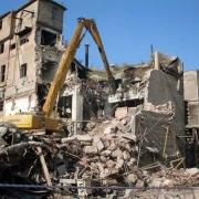 Особенности демонтажа зданий