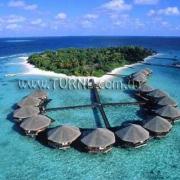 Живописные Мальдивы