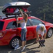 Автобокс на крышу — безопасно , удобно, просто