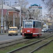 Трамваи пустят в обход улицы Маршала Жукова