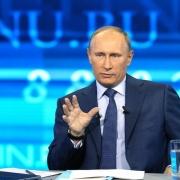 Путин успокоил зрителей, что пенсии и зарплаты россиян не уйдут в Крым