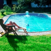Дизайнерский подход к строительству бассейнов