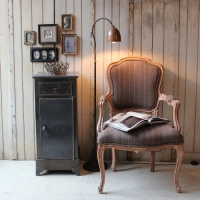 Винтажная мебель как часть интерьера