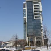 Неподалёку от Омской крепости появится 45-этажный отель