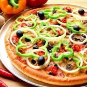 А не попробовать ли настоящую пиццу?