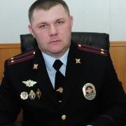 В Черлакском районе назначили нового начальника полиции