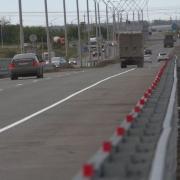 Южный мост в Омске собираются перекрыть к весне