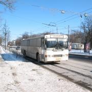 Сегодня в Омске общественный транспорт будет работать до часа ночи