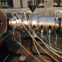 Линии для изготовления пластиковых труб
