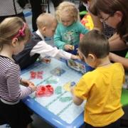 В 2014 году планируется создать ещё три тысячи дошкольных мест