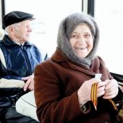 Введён безлимитный проезд в общественном транспорте для тружеников тыла