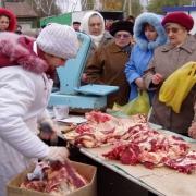 В Омске устроят предновогоднюю продуктовую ярмарку