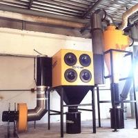 Промышленные системы, предназначенные для очистки воздуха
