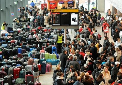 Как ориентироваться в аэропорту?