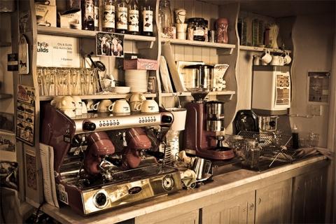 Какое оборудование требуется в кофейнях?