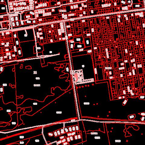 Официальная кадастровая карта Омска