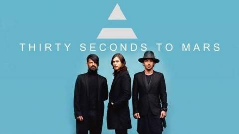 Купить билеты на концерт 30 Seconds to Mars