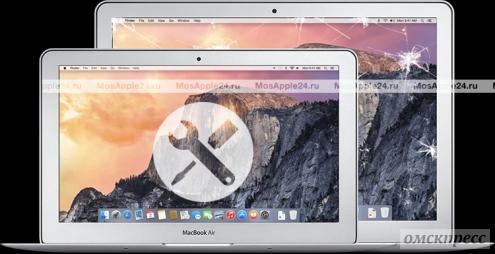 ремонт продукции Apple