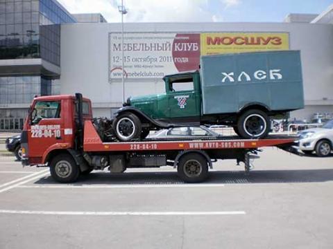 Эвакуация грузового автомобиля - Авто-СОС