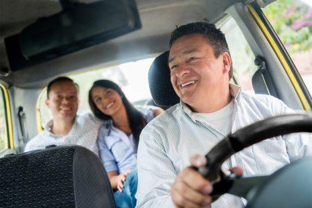 Таксист – профессия прибыльная