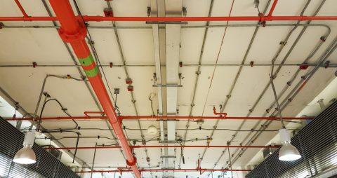 Системы пожаротушения для коммерческих помещений