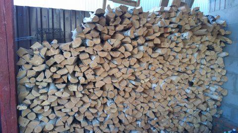 В Омской области лесозаготовитель поднял стоимость дров на 28%