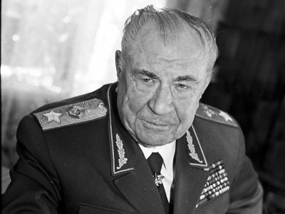 На 96-м году жизни ушел последний Маршал Советского Союза