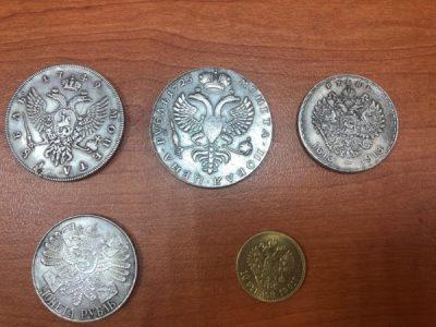 Омичу продали монеты, не имеющие антикварной ценности