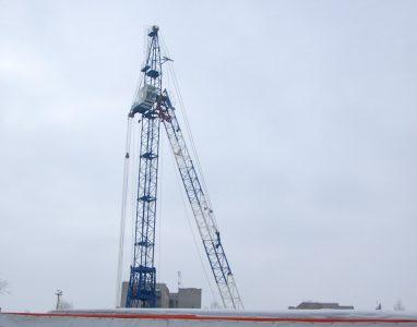 Поступления налогов от омских строителей увеличилось на 43%