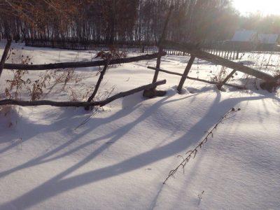 Зима для омичей наступит в марте