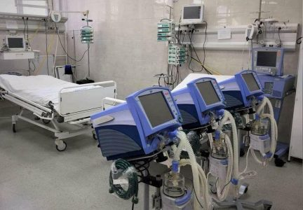 Для омских больниц купят 20 аппаратов ИВЛ