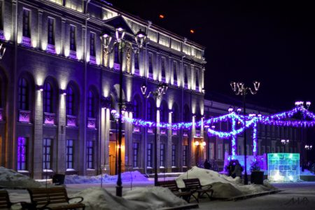 Представители женской половины Омска смогут сходить в музей бесплатно