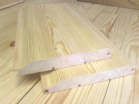 Имитация бруса — популярный современный отделочный материал