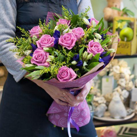 Заказ цветов в интернет-магазине – как купить свежие цветы идеального качества