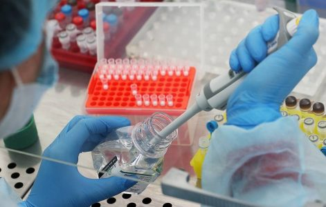 Россия отправила Белоруссии 10 тыс. тестов для выявления коронавируса